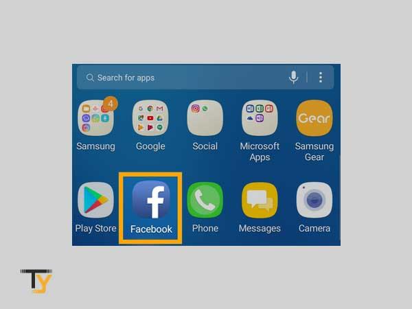 Open Facebook Application