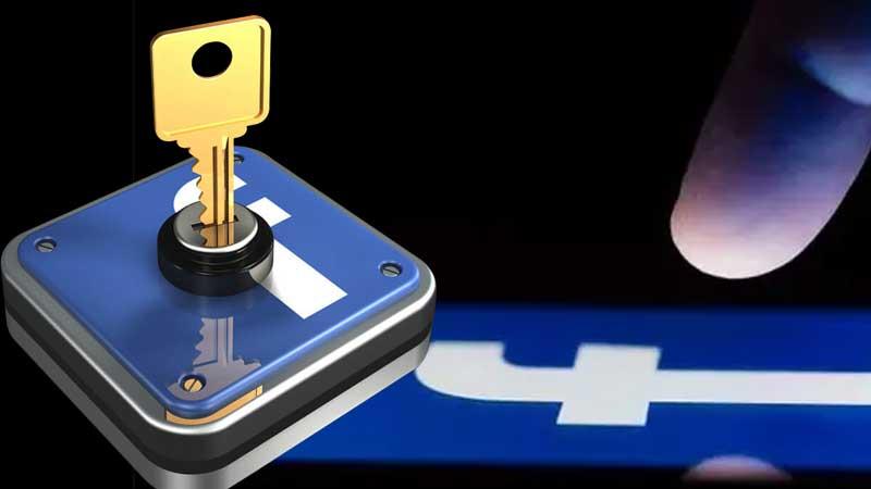 How to unlock Facebook account