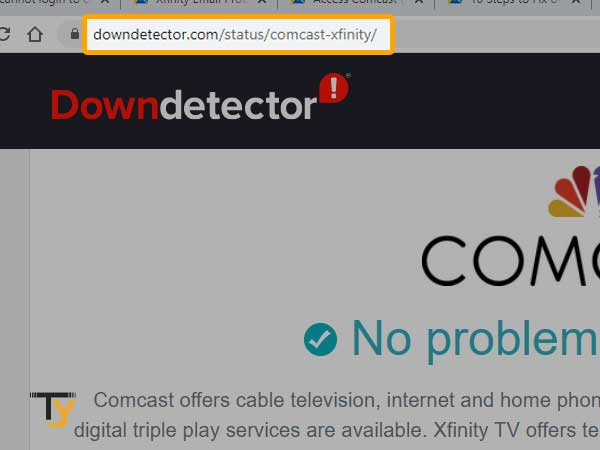 downdetector