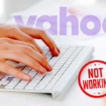 yahoo mail not working in outlook