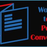 Online Word to PDF Converter for Free