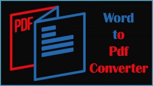 Word to PDF Converter Online: Who and Why Use It?