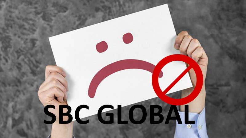 Sbcglobal not working with ms outlook