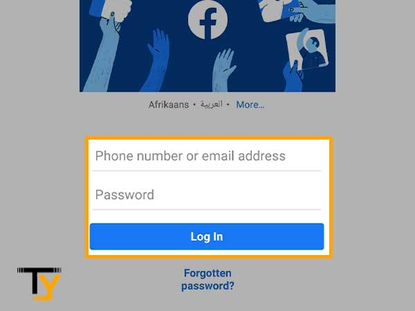 Enter your phone number or email address