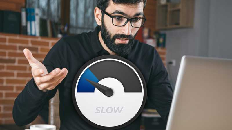 How to fix slow internet