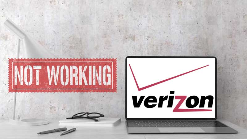 Verizon Email is Not Working
