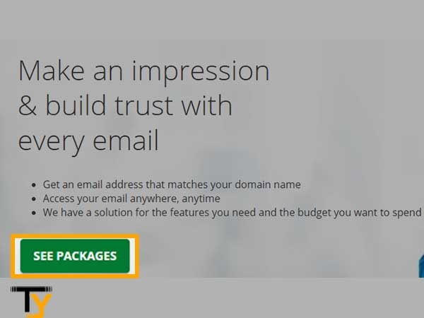 Click on 'See Packages'