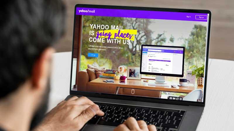Yahoo email login