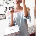 pamper yourself with luxury items