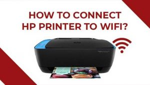 How to Connect HP Deskjet 2652 to WIFI?
