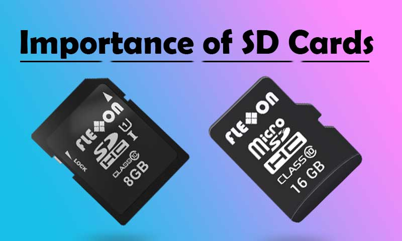 Importance of SD Cards