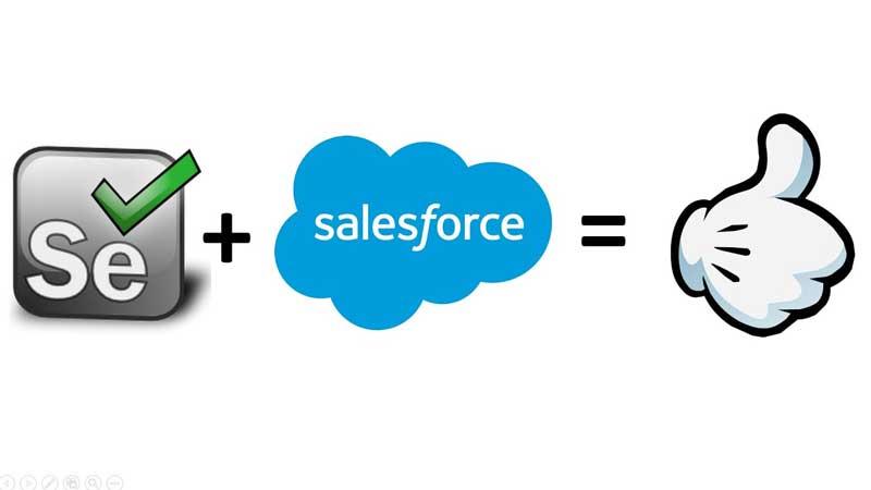 Is Selenium Best Salesforce Automation Tool