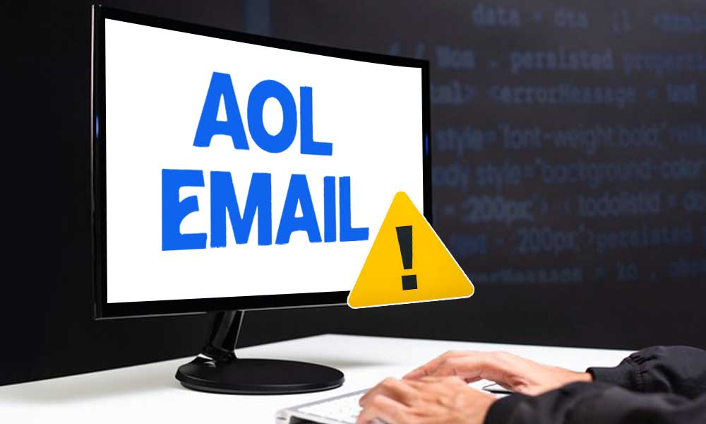 Aol Mail is not recieving emails