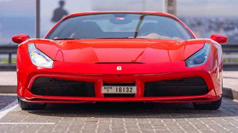 Why Hire Luxury Rental Car in Dubai