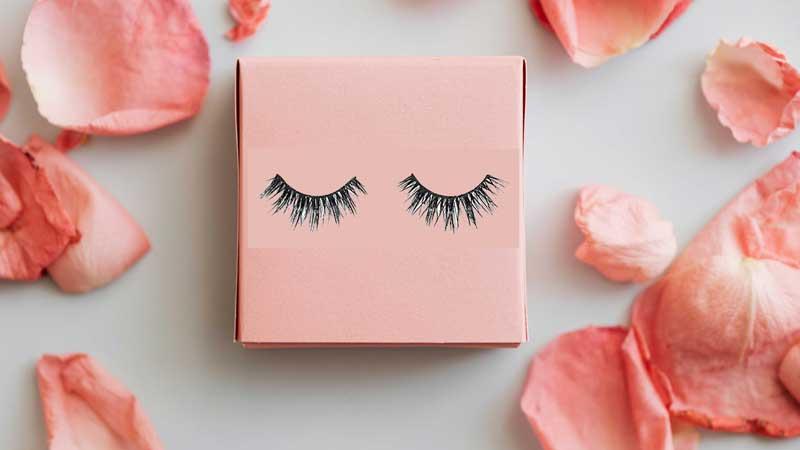 How to Design Eyelash Boxes
