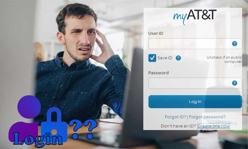 At&t Email Login Issues