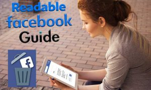 A Readable Guide to Facebook Account Deactivation and Deletion