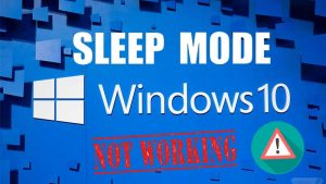 14 Solutions to Resolve 'Windows 10 Sleep Mode Not Working' Issue!
