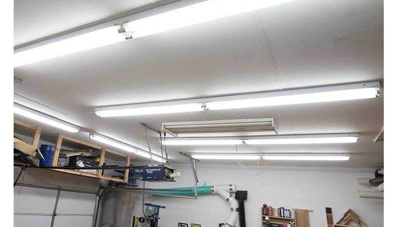 What to Know About LED Shop Lights