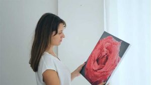 Useful & Creative Ways for Using Diamond Painting Art as Home Décor