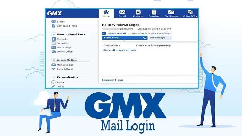 Guide- GMX.com email login